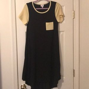 EUC LulaRoe Carly Dress Size XS
